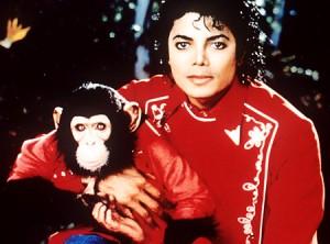 MJ & Bubbles